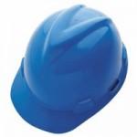 MSA 10150221 V-Gard GREEN Protective Helmets