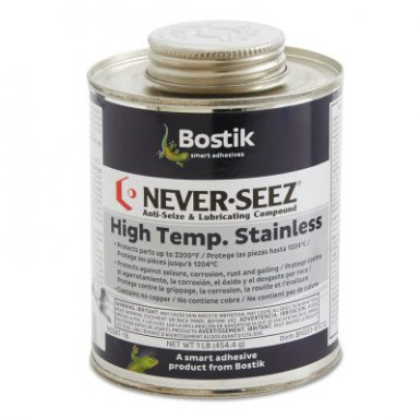 Never-Seez 30605603 High Temperature Stainless Lubricating Compounds