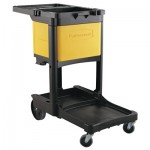 Newell Brands FG618100YEL Rubbermaid Commercial Locking Cabinet