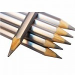 Nissen 10100 Silver Welder's Pencils