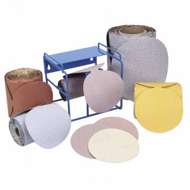Norton 66261131462 A275 NO-FIL Stick & Sand Paper Discs