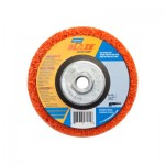 Norton 666233039190 Bear-Tex Blaze Rapid Non-Woven Depressed Center Discs