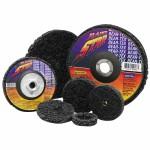 Norton 66261008008 Bear-Tex Rapid Strip Discs