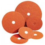 Norton 69957370204 Blaze Coated Fiber Disc