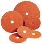 Norton 69957398010 Blaze Coated Fiber Discs