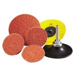 Norton 63642595459 Blaze Speed-Lok TS Coated-Cloth Discs