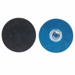 Norton 66261138664 Bluefire F884P Coated Cloth Discs