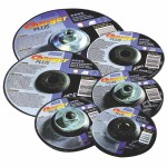 Norton 66252843213 Bluefire Type 27 Depressed Center Wheels