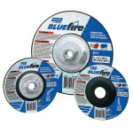 Norton 66252843228 Bluefire Type 27 RightCut Cutoff Wheels