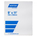 Norton 66261180005 Fine Grit Cloth Sheets