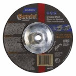 Norton 66252940148 Gemini Depressed Center Wheels