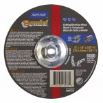 Norton 66253048983 Gemini Depressed Center Wheels