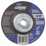 Norton 66252843585 Gemini FastCut Depressed Center Wheel