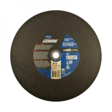 Norton 662528378430 Gemini High Speed Cut-Off Wheels