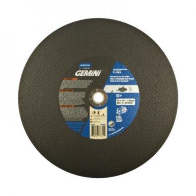Norton 662528378414 Gemini High Speed Cut-Off Wheels