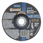 Norton 66252841906 Gemini RightCut Depressed Center Cut-Off Wheels