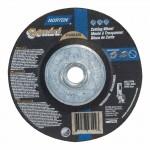 Norton 66252841904 Gemini RightCut Depressed Center Cut-Off Wheels