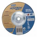 Norton 66252841907 Gemini RightCut Depressed Center Cut-Off Wheels