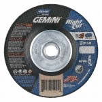 Norton 66252841919 Gemini RightCut Depressed Center Cut-Off Wheels