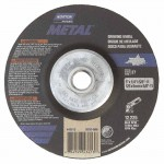 Norton 66252843613 Metal Depressed Center Grinding Wheels