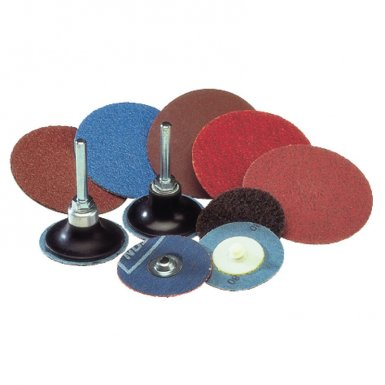 Norton 66261138165 Metalite Speed-Lok TS Coated-Cloth Discs