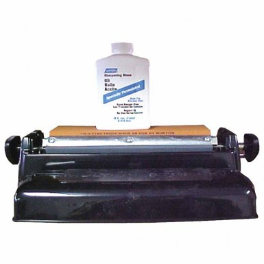 Norton 61463685970 Multi-Oilstone Sharpening System India Replacement Stones