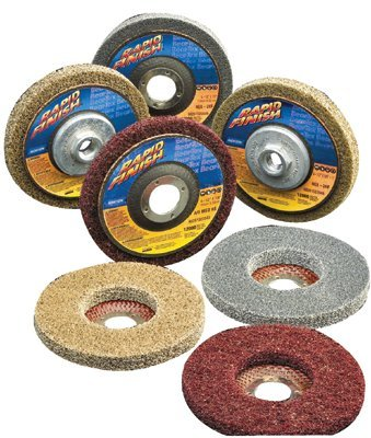 Norton 66261023947 Rapid Finish Bear-Tex Unified Wheels