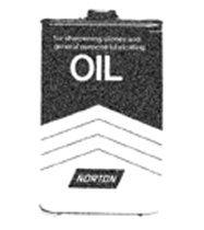 Norton 61463687760 Sharpening Stone Oils