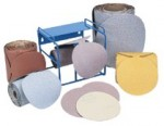 Norton 66261149831 Stick & Sand Paper Discs
