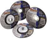 Norton 66252843209 Type 01 BlueFire RightCut Cut-Off Wheels