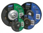 Type 27 Depressed Center Metal & Masonry Wheels