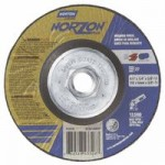Norton 66252843326 Type 27 NorZon Plus Depressed Center Grinding Wheels