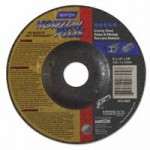 Norton 66252917880 Type 27 NorZon Plus Depressed Center Grinding Wheels