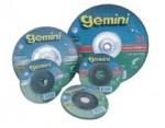 Norton 66253049081 Type 28 Gemini Saucer Depressed Center Grinding Wheels