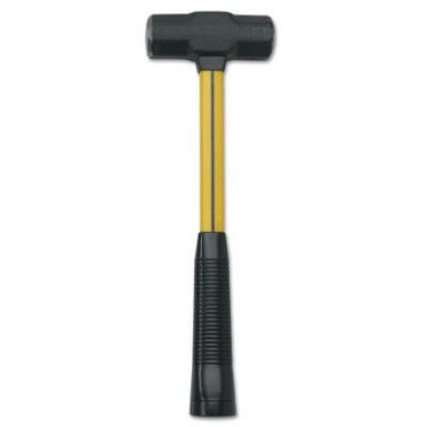 Nupla 27-122 Blacksmith's Double-Face Steel-Head Sledge Hammer