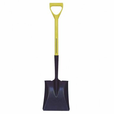 Nupla 72-072 Ergo-Power Square Point Shovels