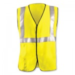 OccuNomix LUX-HRC2FR-YL Class 2 Solid Vest