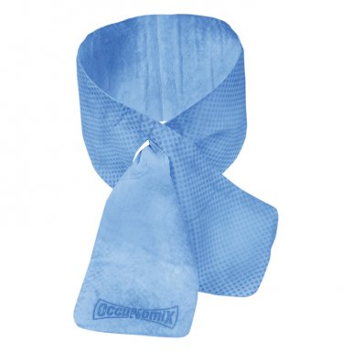 OccuNomix 930-BL MiraCool Cooling Neck Wraps