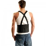 OccuNomix Mustang Back Supports with Suspenders