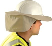 OccuNomix 899-KHK Stow Away Hard Hat Shades