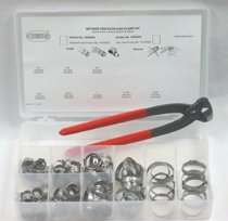 Oetiker 18500060 Stepless Ear Clamp Kits