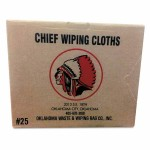 Oklahoma Waste & Wiping Rag 101-50 Balbriggan Lightweight Knit Towels