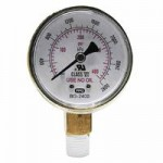 Pearson BG-25400-B Replacement Pressure Gauges