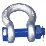 Peerless 8063705 Safety Pin Anchor Shackles