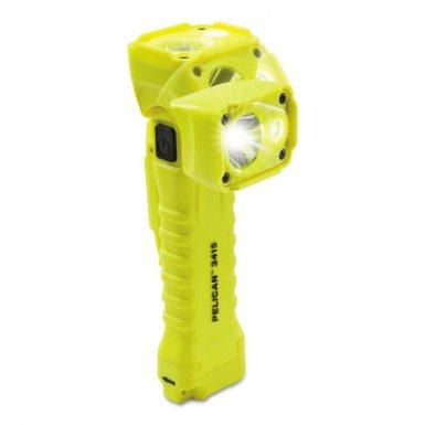 Pelican 034150-0101-245 3415 LED Flashlight