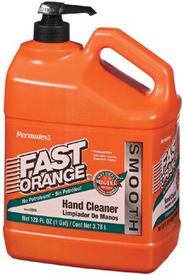 Permatex 23218 Fast Orange Smooth Lotion Hand Cleaners