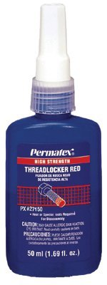 Permatex 27150 High Strength Red Threadlockers