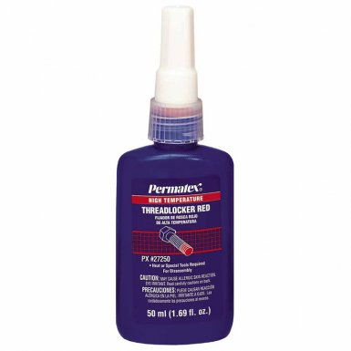 Permatex 27250 High Temperature Red Threadlockers