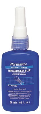 Permatex 24250 Medium Strength Blue Threadlockers