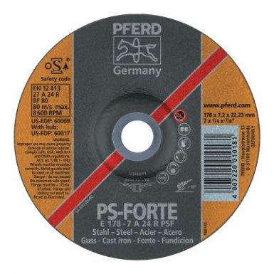 Pferd 60017 A 24 R PSF Grinding Wheels